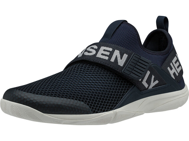 Helly Hansen Hydromoc Slip-On-kengät Miehet, navy/grey fog/off white